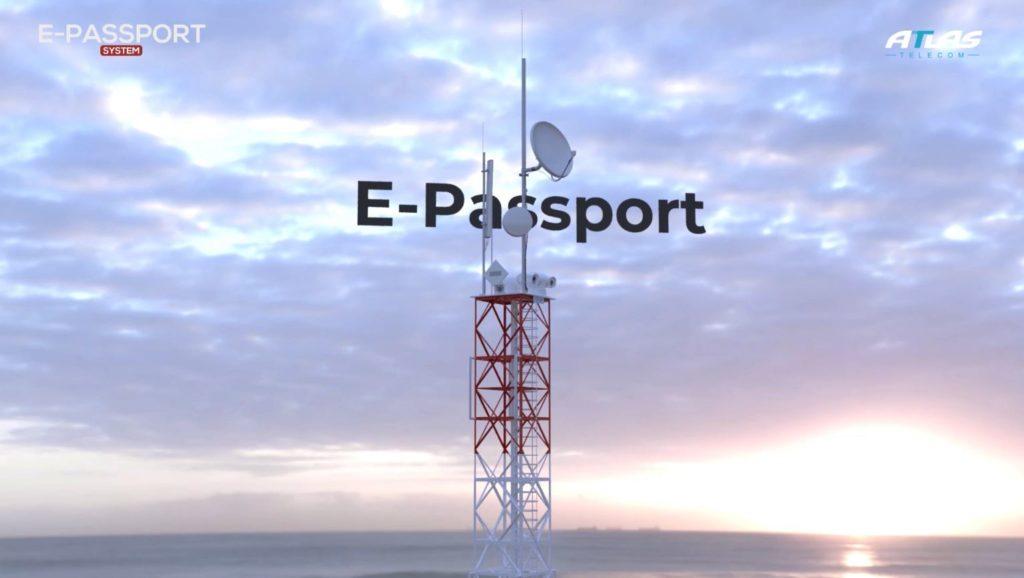Atlas Telecom – E-Passport System